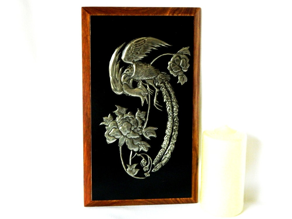 Oriental Metal Wall Decor : Unavailable listing on etsy