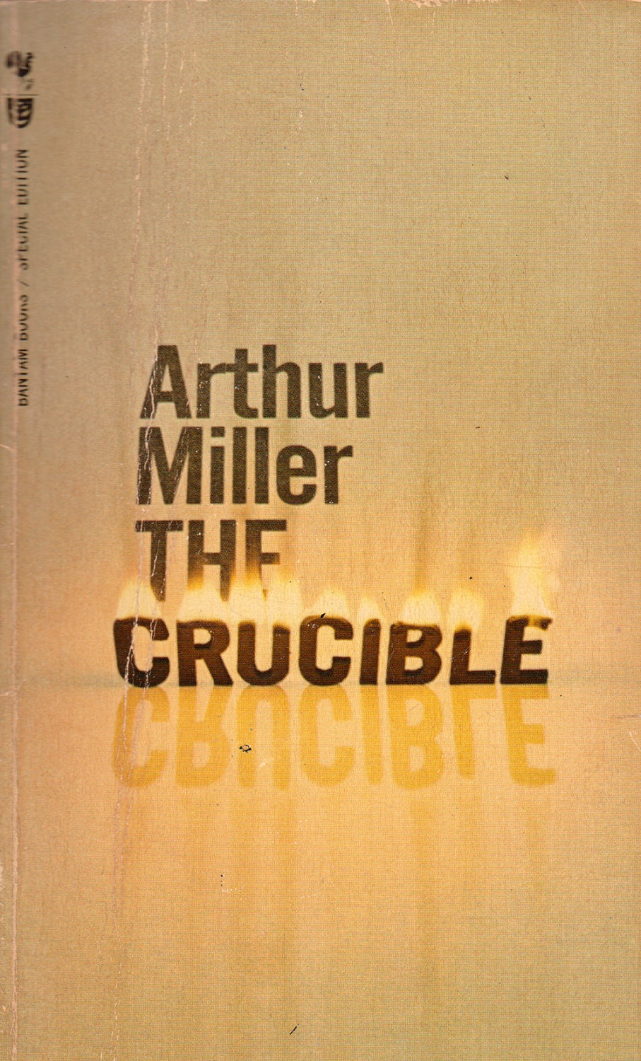 an analysis of the topic of the act one in the crucible a play by arthur miller