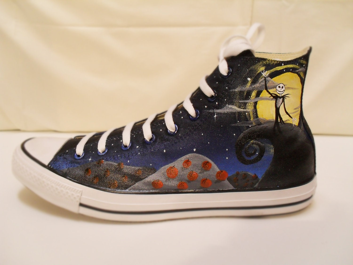 SALE SALE SALE!! Nightmare Before Christmas Converse