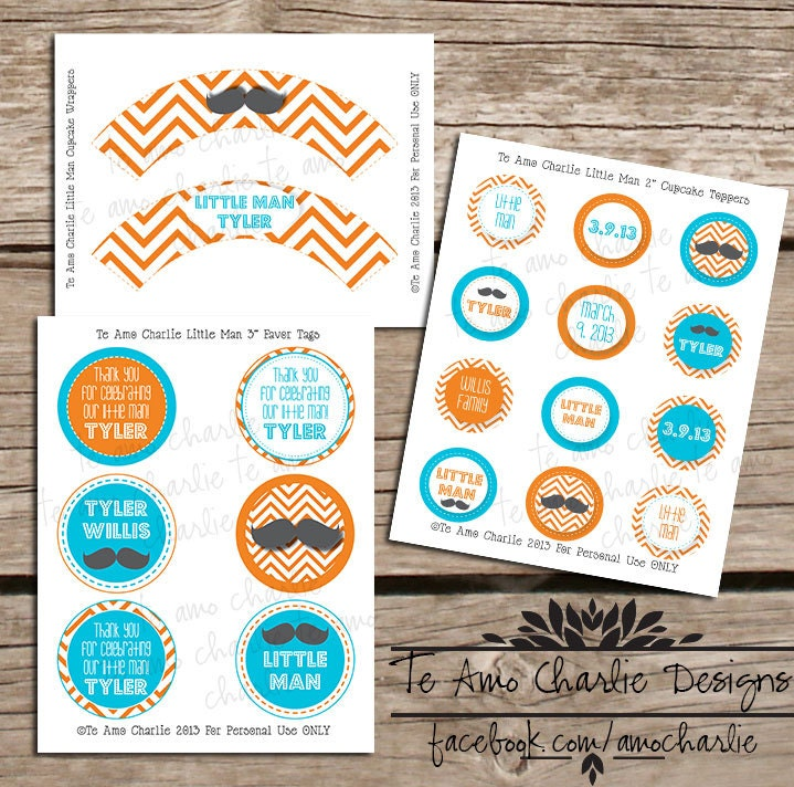 baby shower printables little man baby shower boy baby shower