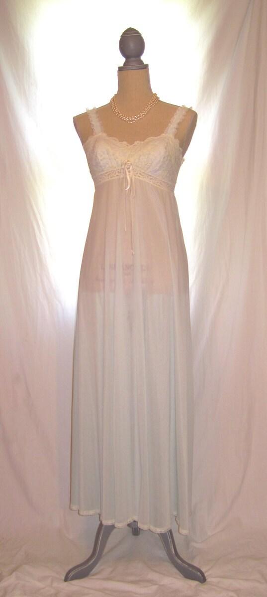 Light blue sheer lace wedding nightie lingerie by 777dresscode for Corset bras for wedding dresses