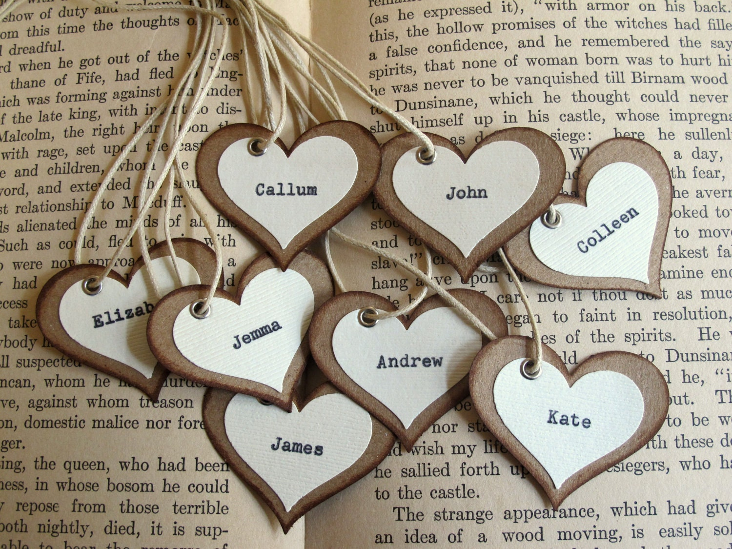 Wedding Favor Cards Tags : favorite favorited like this item add it to your favorites to revisit ...
