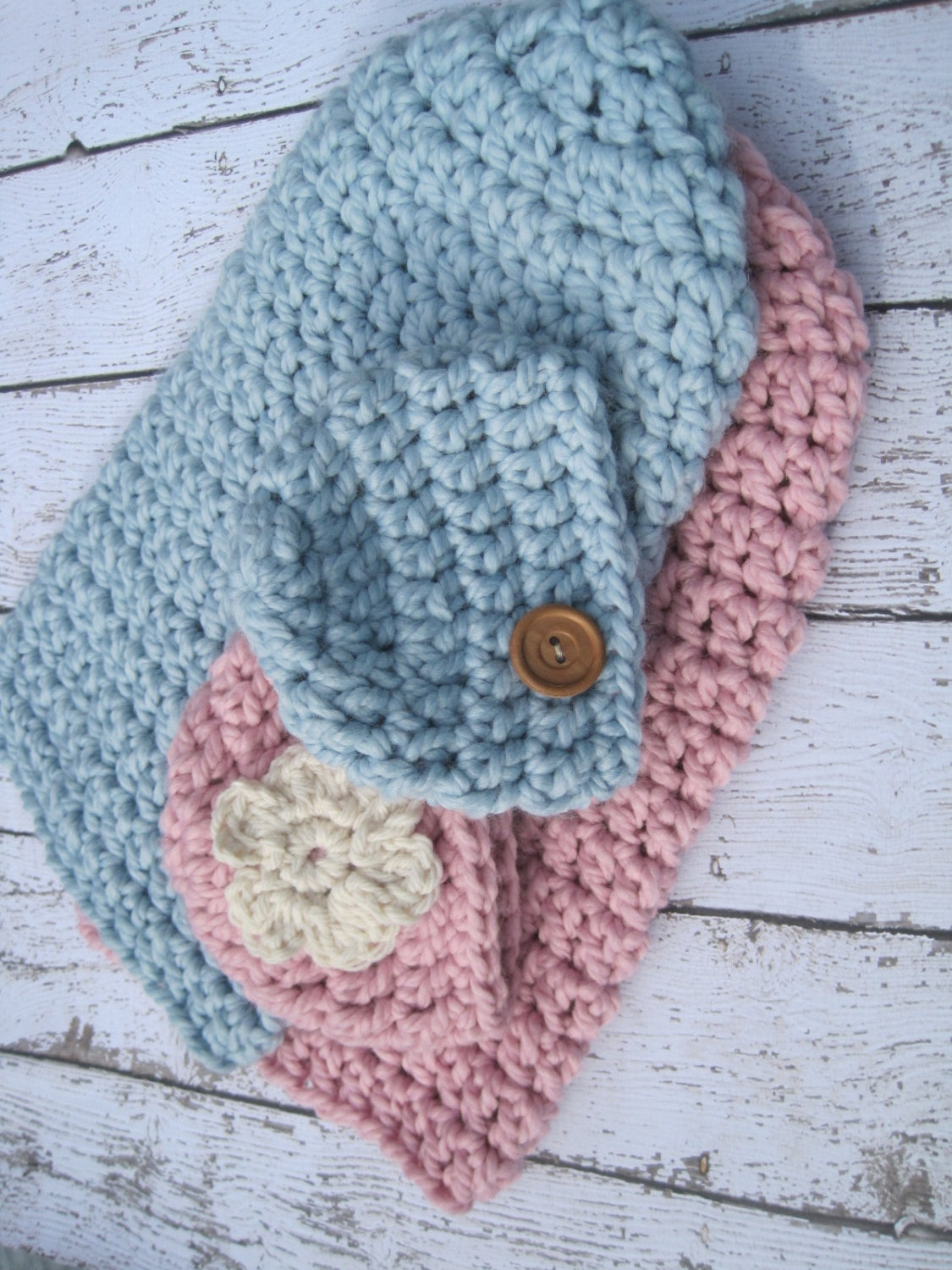 Crochet Hat Patterns For Twin Babies : Twin Baby Hats Twin Cocoon Set Crochet Baby Hat by ...