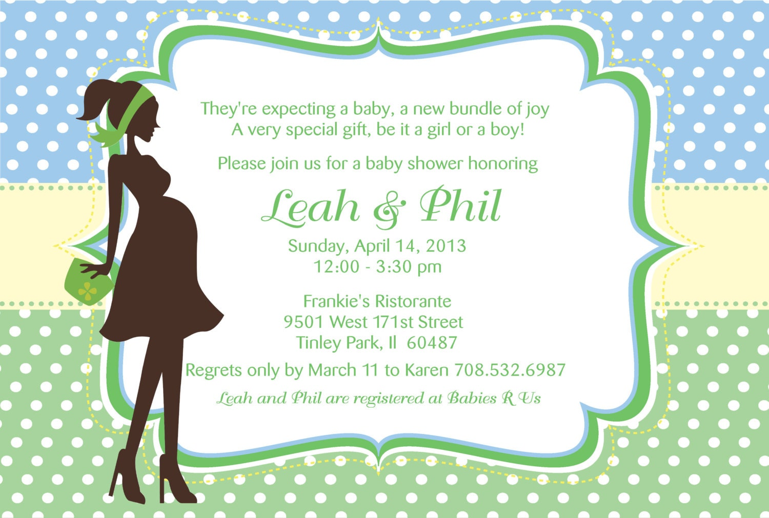 Baby Shower Invitation Wording Ladies Only Baby Shower Invitations