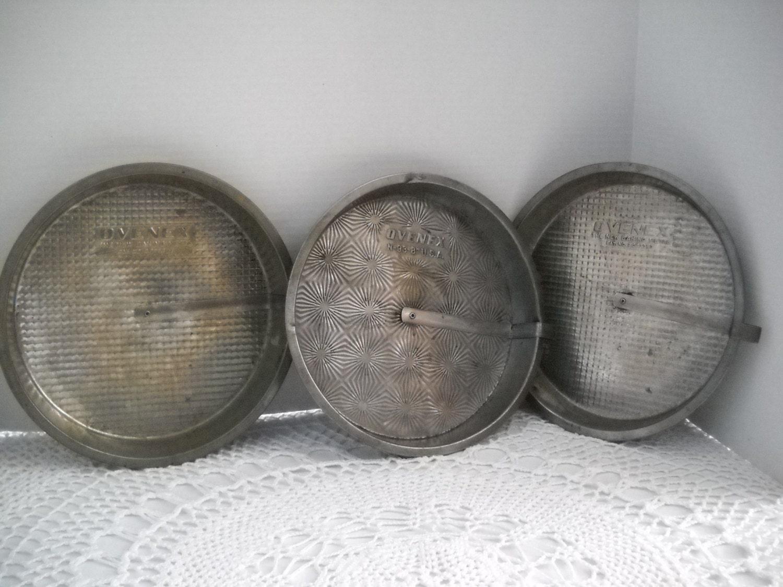 Round Cake Pans With Slider