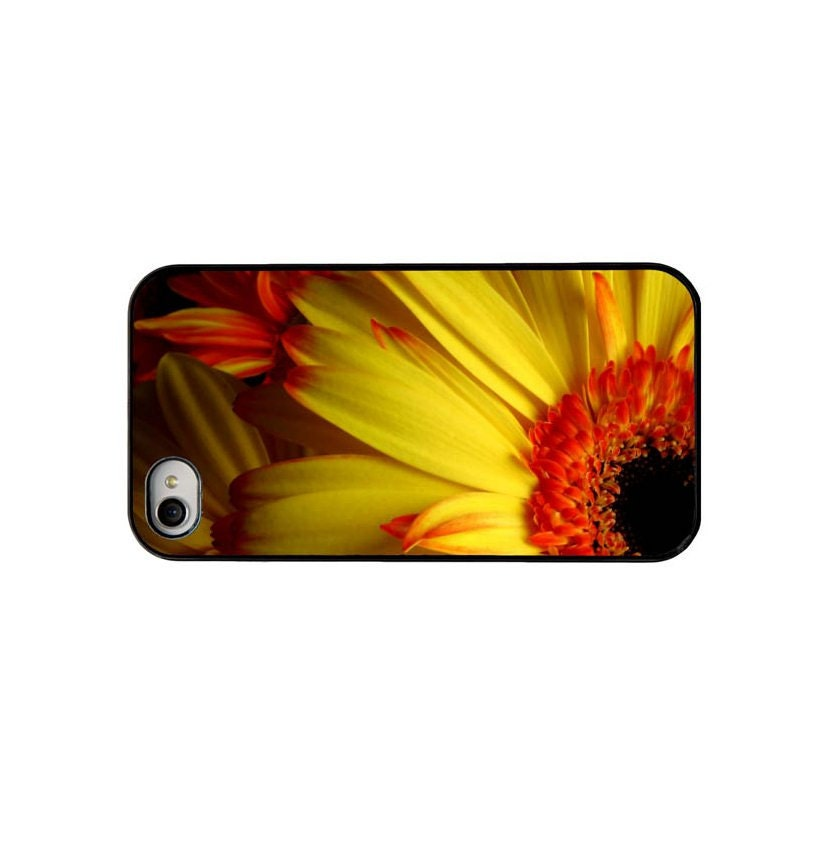iPhone 5 case iPhone 4 hard case yellow daisy floral holiday fine art photography Mothers Day Spring Easter - BloomWithAView