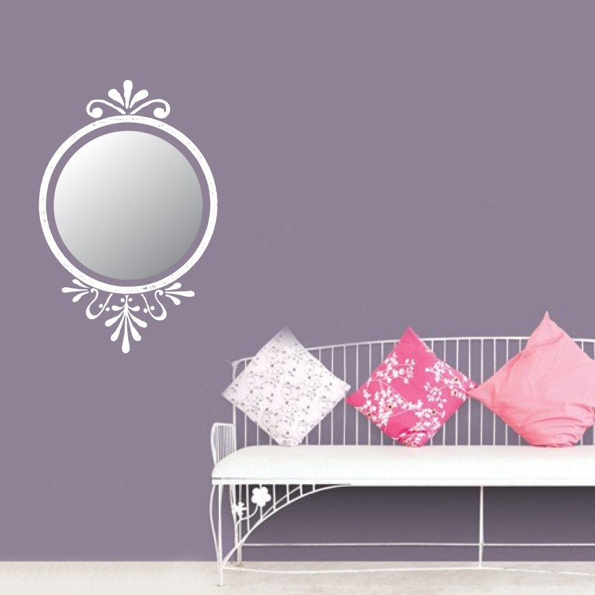 Popular items for mirror decal on Etsy