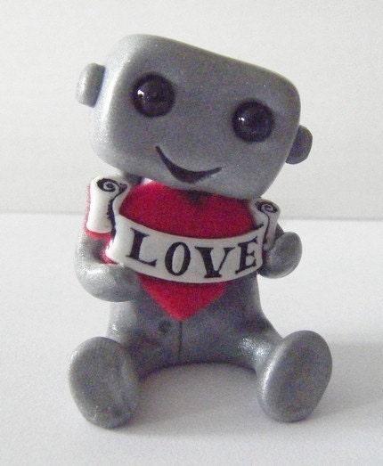 Love Robot - sleepyrobot13