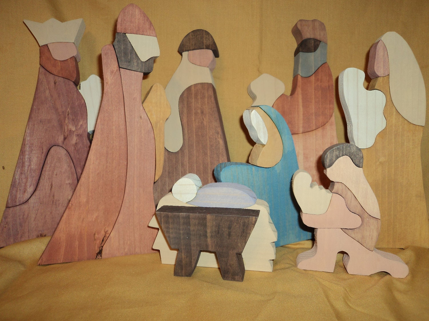 Like this item for Nativity cut out patterns wood