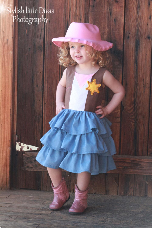 Toddler Callie Costume - Sheriff Callie - m