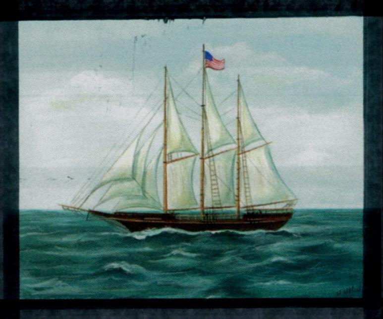 Wood Sailboat Wall Decor : Country primitive sailboat sign wood wall decor free by