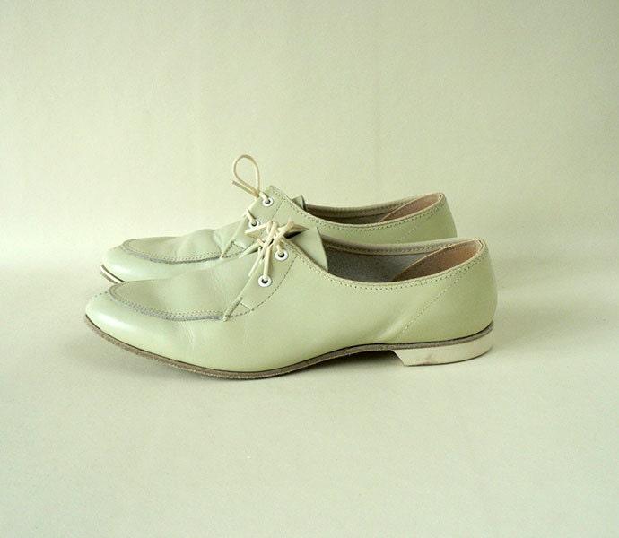 Women s Vintage Bowling Shoes Size 6.5