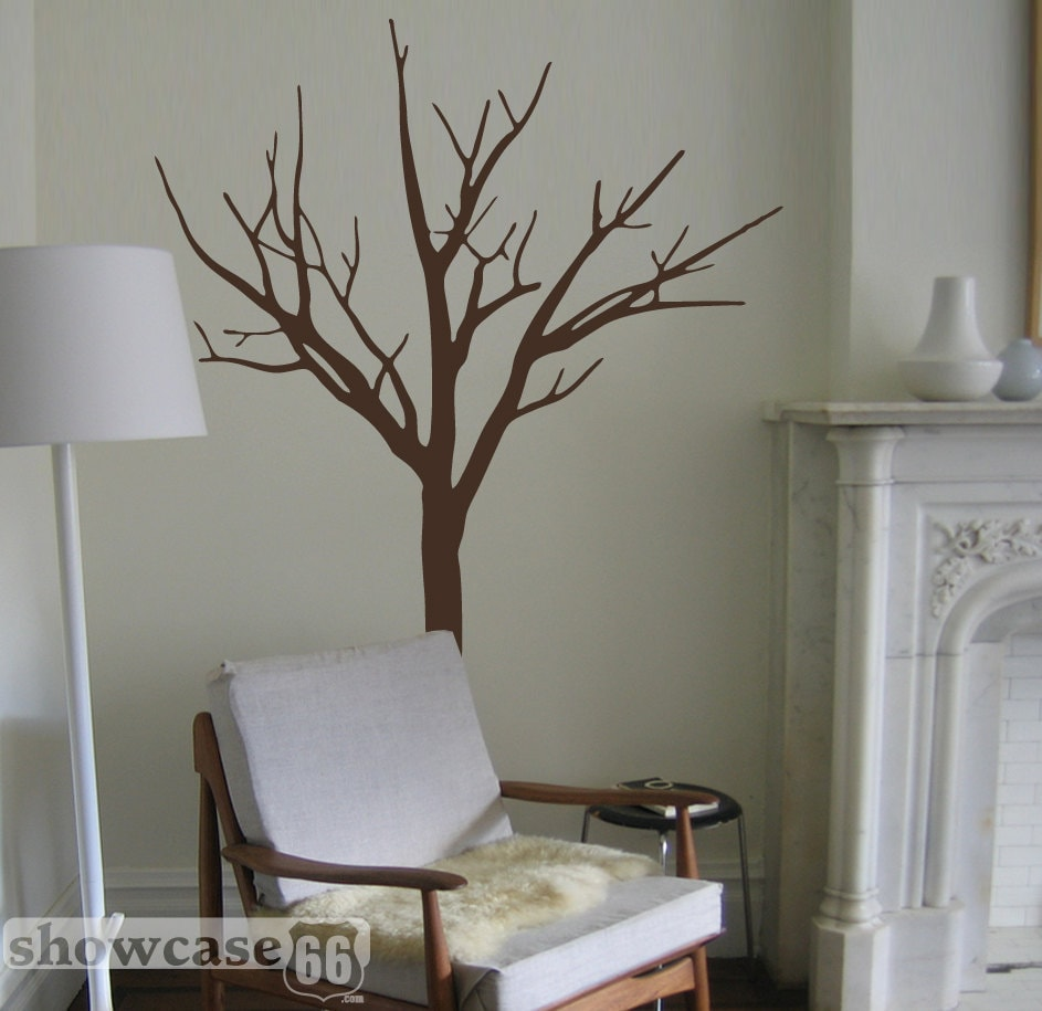 Rustic Tree Wall Decor : Etsy your place to buy and sell all things handmade