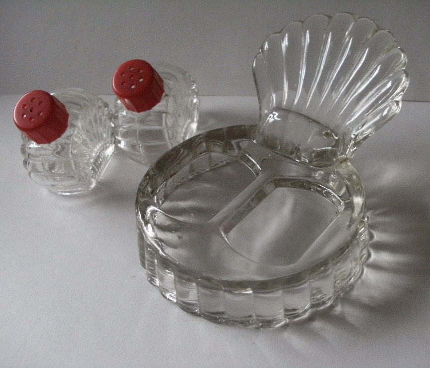 vintage s & p shakers eBay
