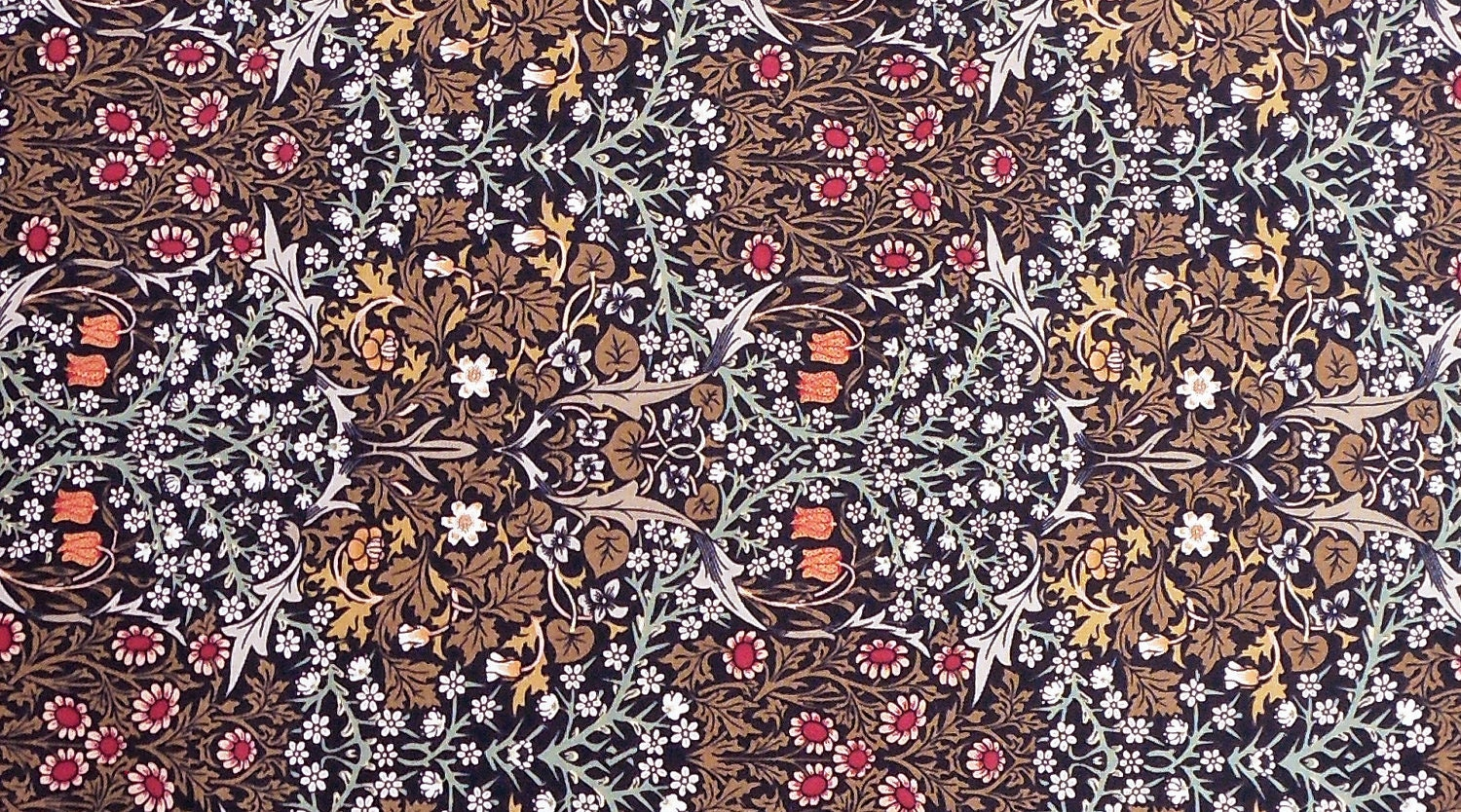 William morris wallpapers and fruit on pinterest for Arts and crafts movement graphic design