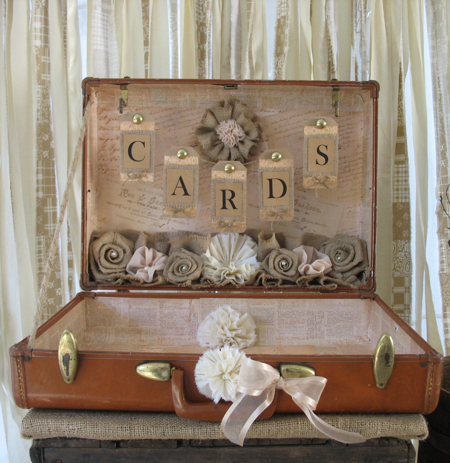 Card Holder Country Wedding Ideas: Unavailable Listing On Etsy