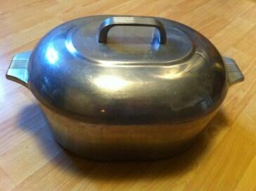 Vintage Aluminum Magnalite Wagnerware Wagner Ware Roaster Dutch Oven Pot 4265 P - BridgettsGadgets