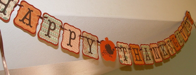 Fall Garland, Fall Decorations, Thanksgiving Decorations, Homemade  Decorations, Homemade Garland, Felt
