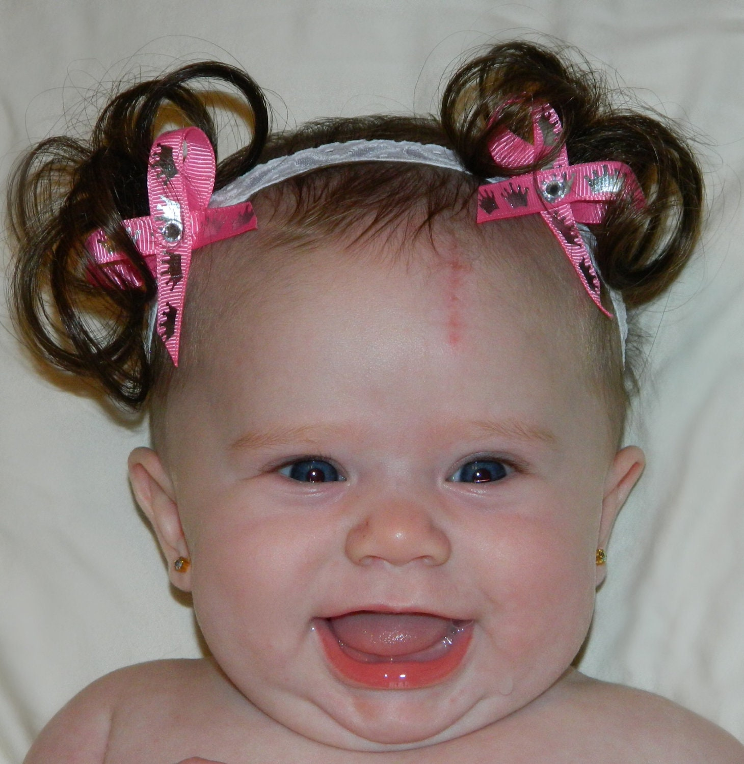Baby Ponytail Pigtails Headbands