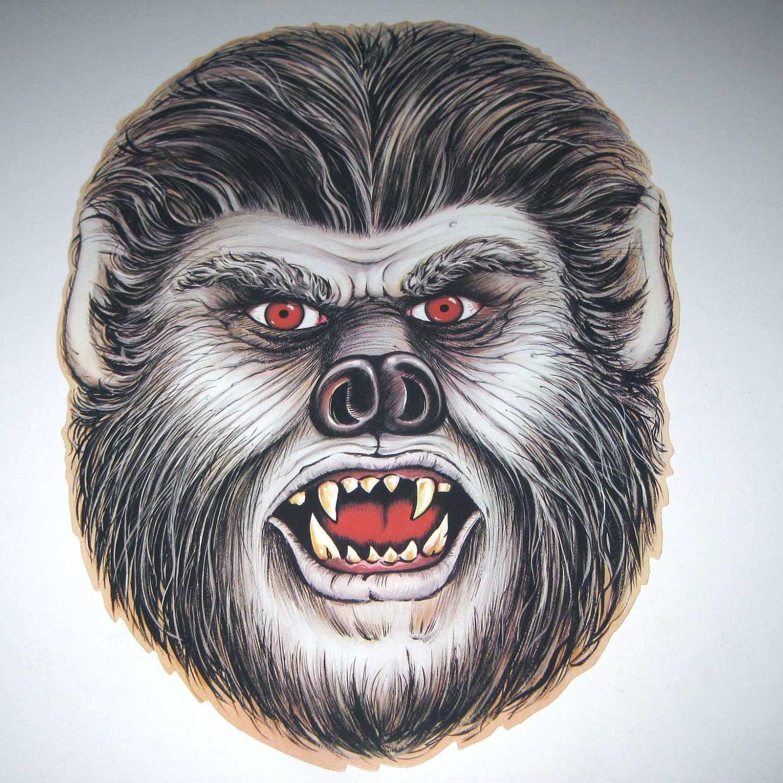 vintage werewolf