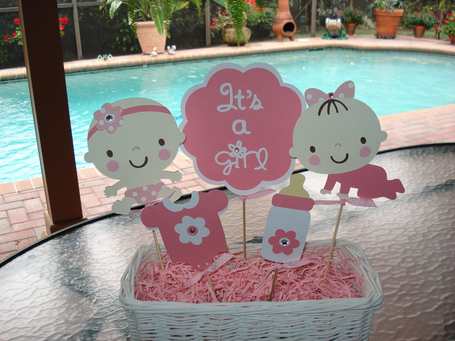 Popular items for baby shower decorations on Etsy