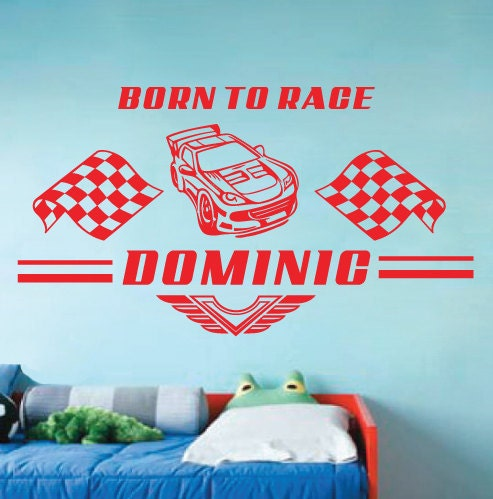 Wall Decals Cars  Color The Walls Of Your House - Wall decals cars
