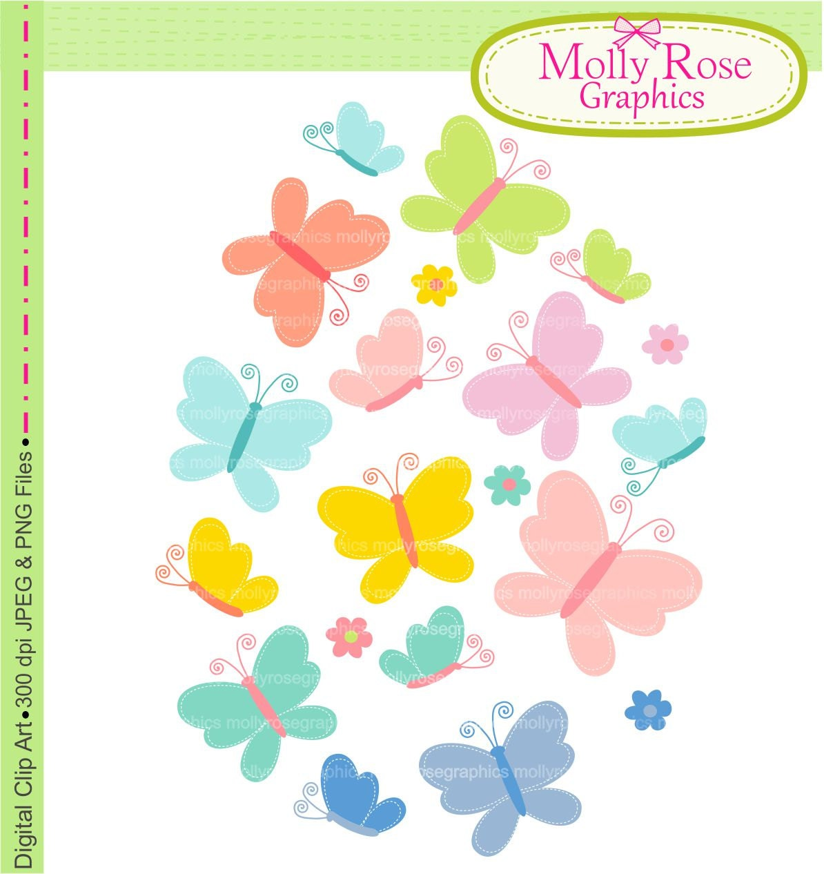 Displaying 16> Images For - Cute Butterfly Clip Art...