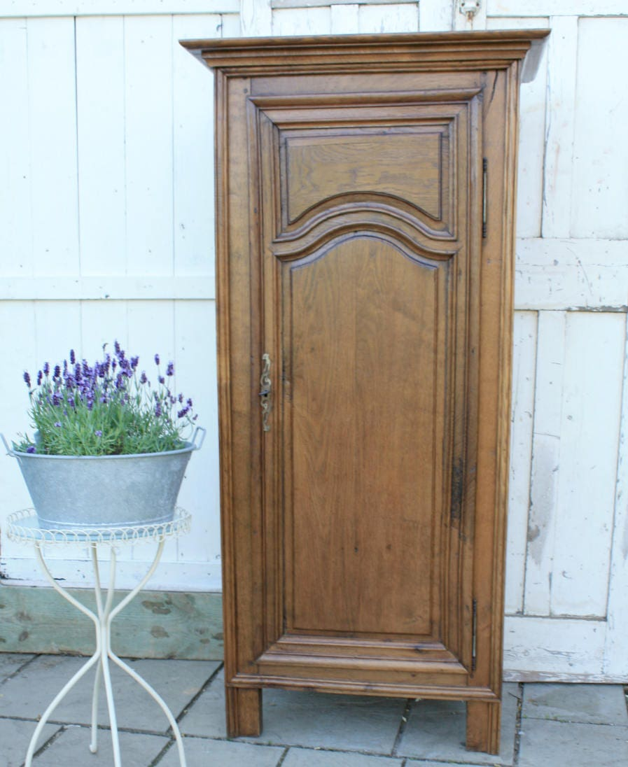 Armoire  French Armoire   Antique  French  Antique Armoire  Shabby Chic  French Wardrobe  French Larder  French Cupboard