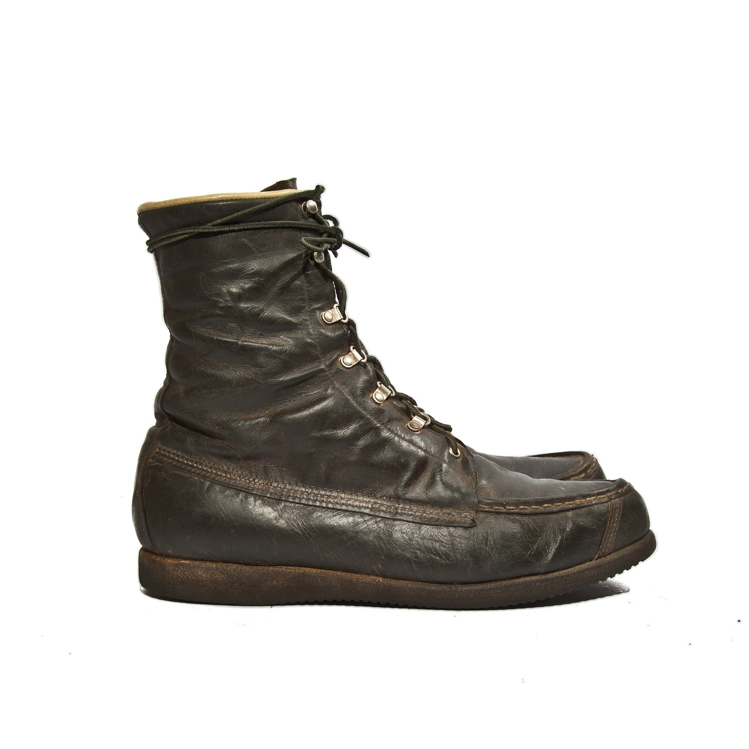 vintage sport boots by browning in sw by