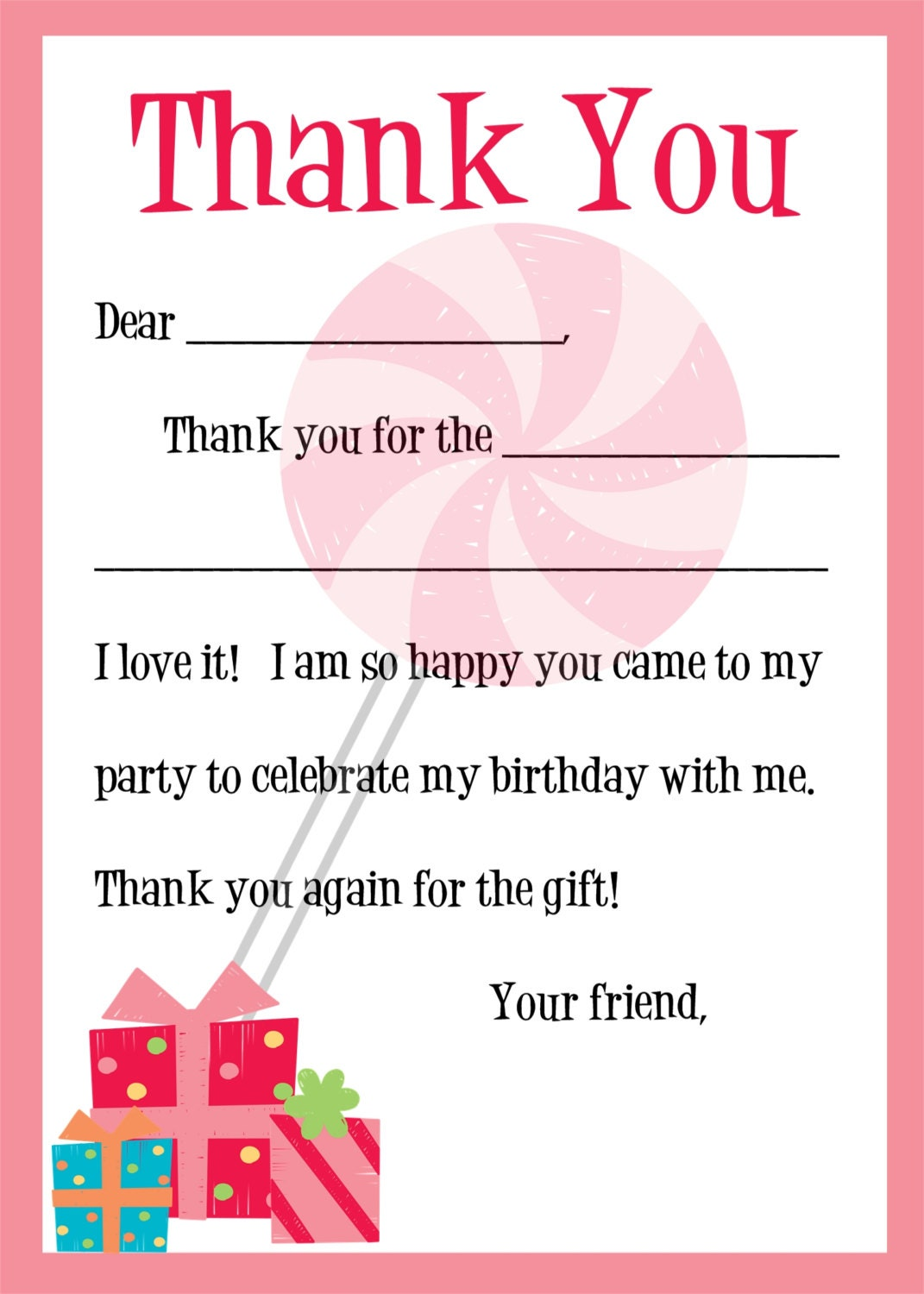 Clever image regarding fill in the blank thank you cards printable