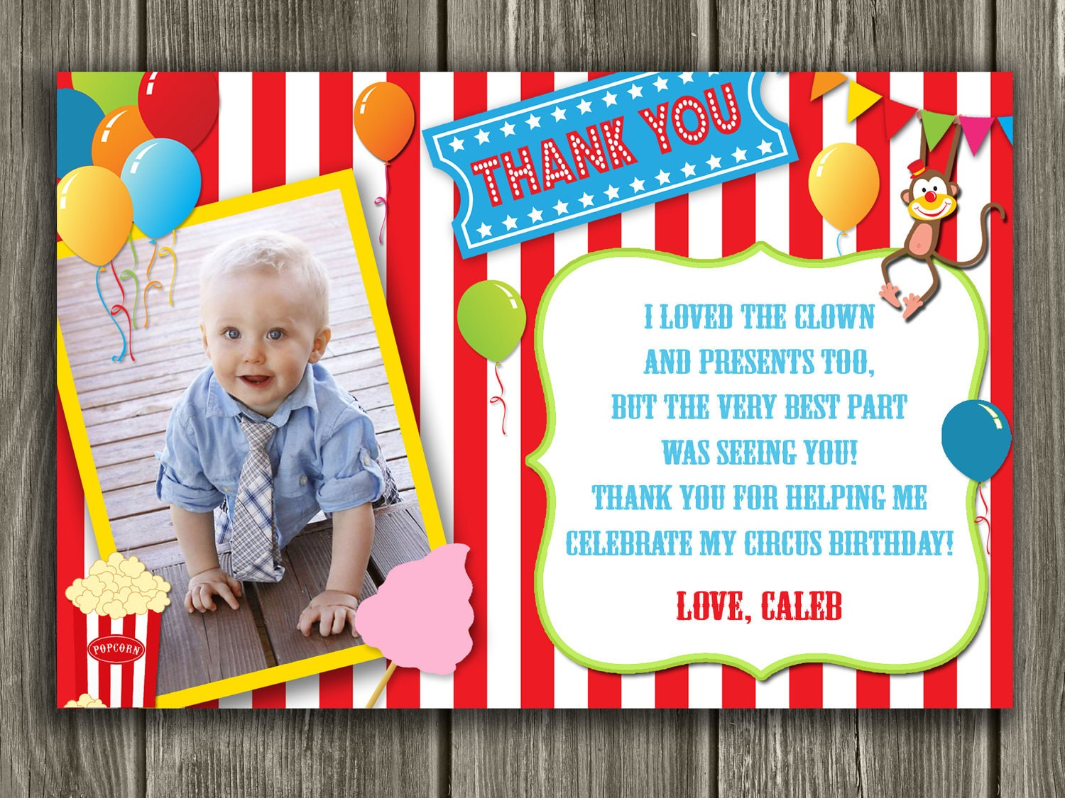 Wording For St Birthday Thank You Cards Amazing Invitation - Children's birthday thank you notes