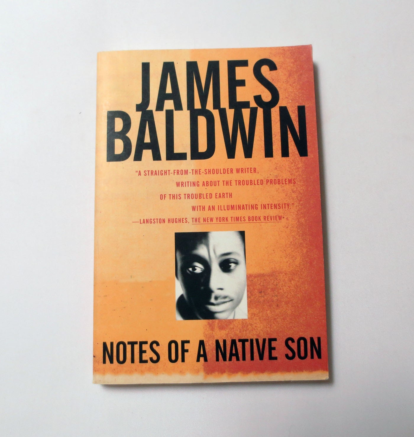"""essays over notes of a native son [student's name] [instructor's name] [course name and code] 8 july 2011 """"notes of a native son"""" by james baldwin racial issues in notes of a native son: then a."""