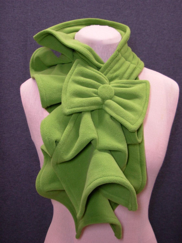 Теплый, мягкий, оригинальный и красивый шарф можно сшить самостоятельно и...