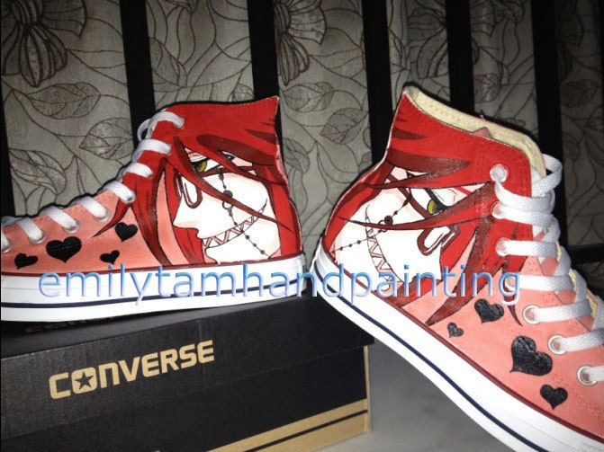 Grell Sutcliff Converse Shoes