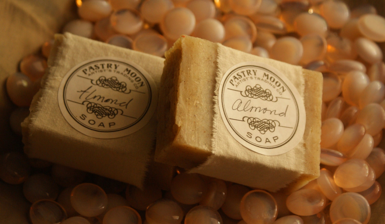 Almond Vegan Soap