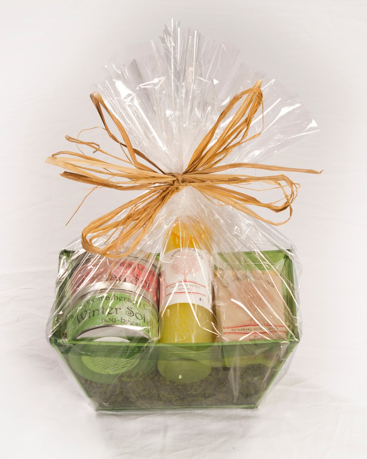 All Natural Hoilday Gift Basket