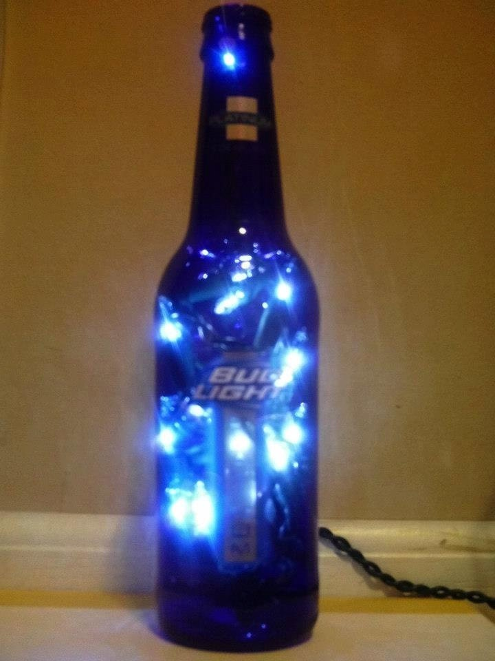 how to connect budlight lamp