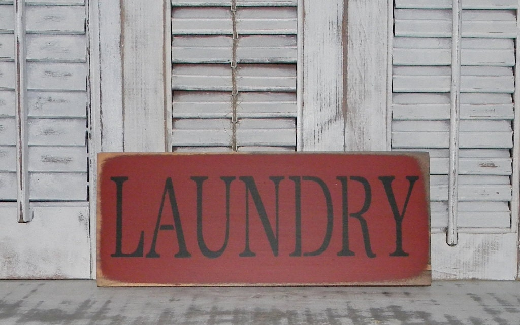 items similar to laundry sign wall decor laundry room