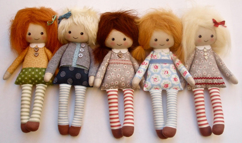 Как сделать куклу красивой