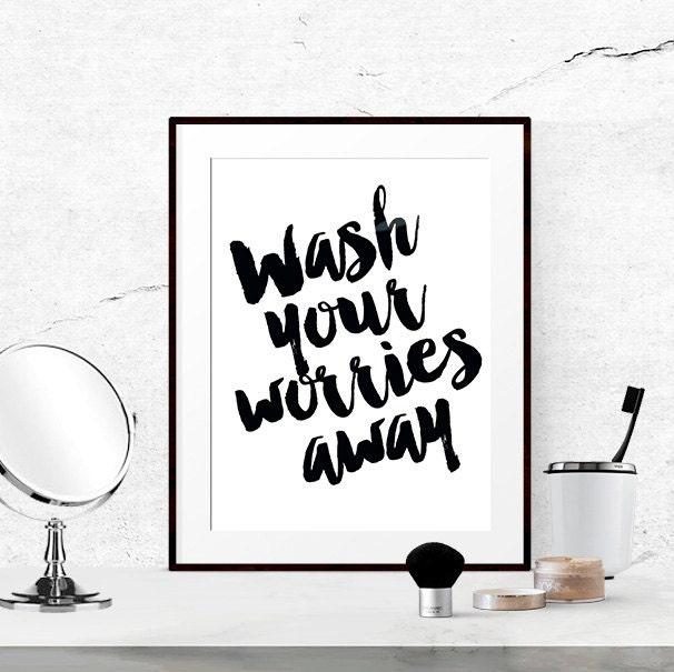 Cute bathroom quotes