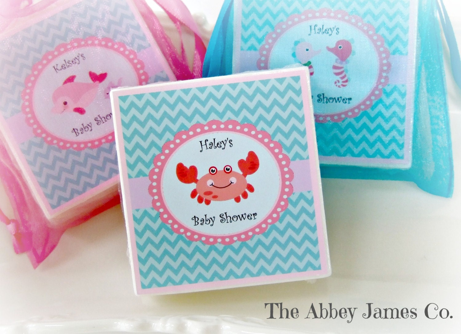 baby shower favors beach shower favors under the sea baby shower