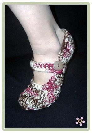 crochet  slippers, socks etc on Pinterest | 156 Pins