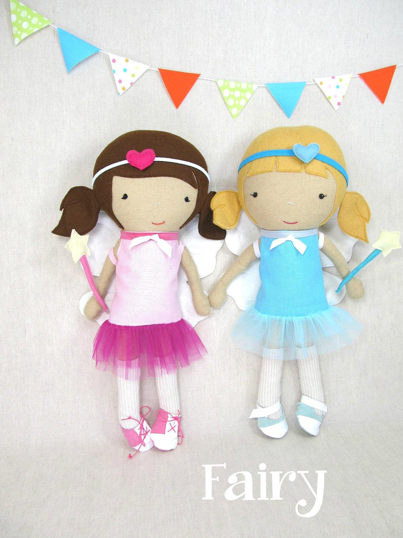 Фея Экипировка для Кукольное ателье - Pink