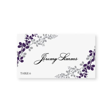 Microsoft Place Card Template Leoncapers