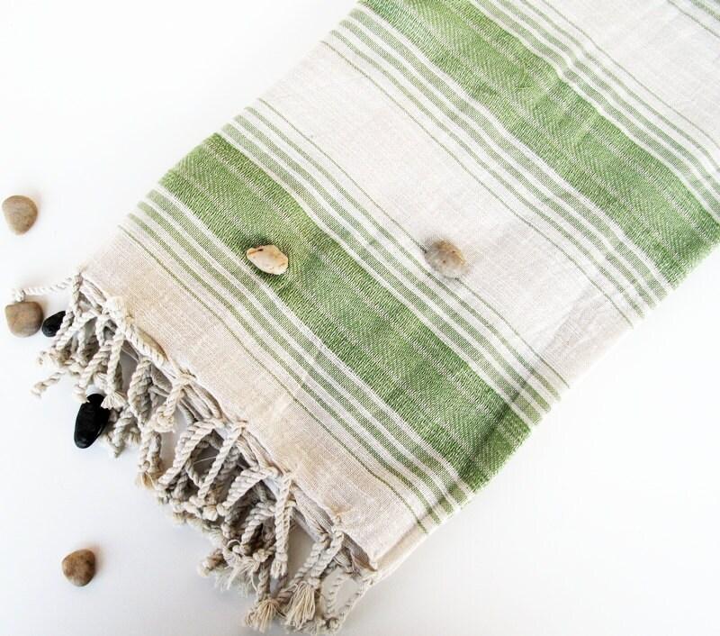 Handwoven Linen Peshtemal Bath Towel Natural Beach Towel Eco Friendly PESHTEMALHigh Quality Bath,Beach,Spa,Yoga,Pool Towel