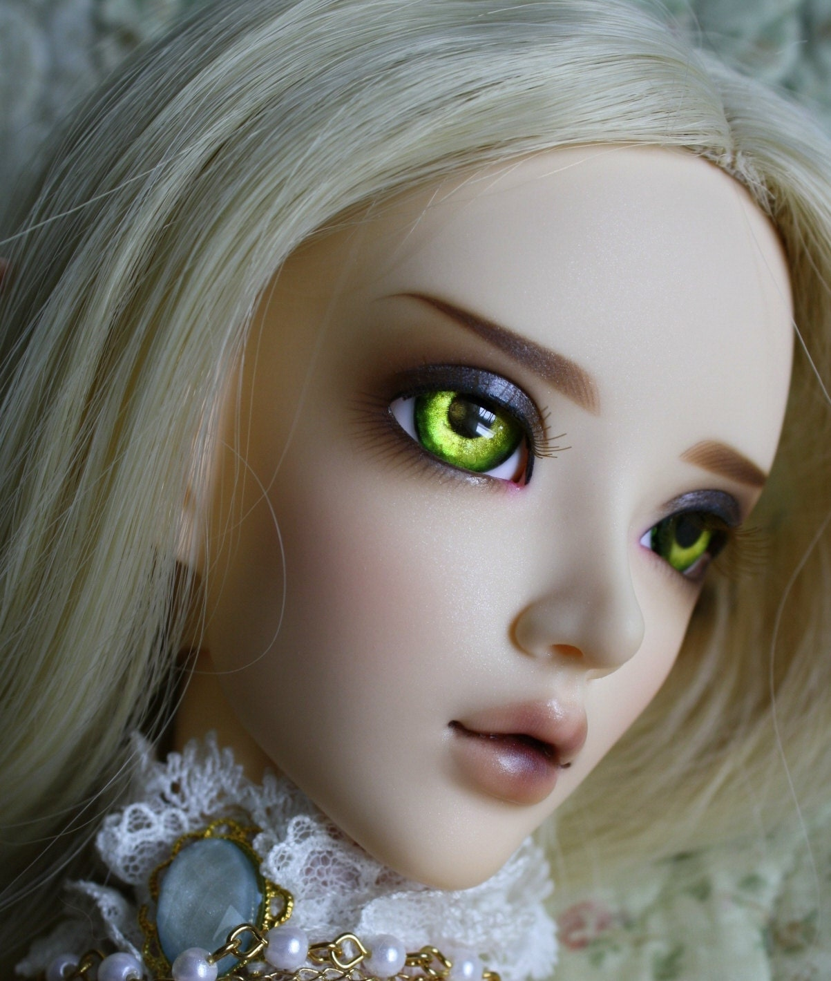 BJD eyes Doll eyes Hand Made available in 12141618202224mm Glittering Eden made to order