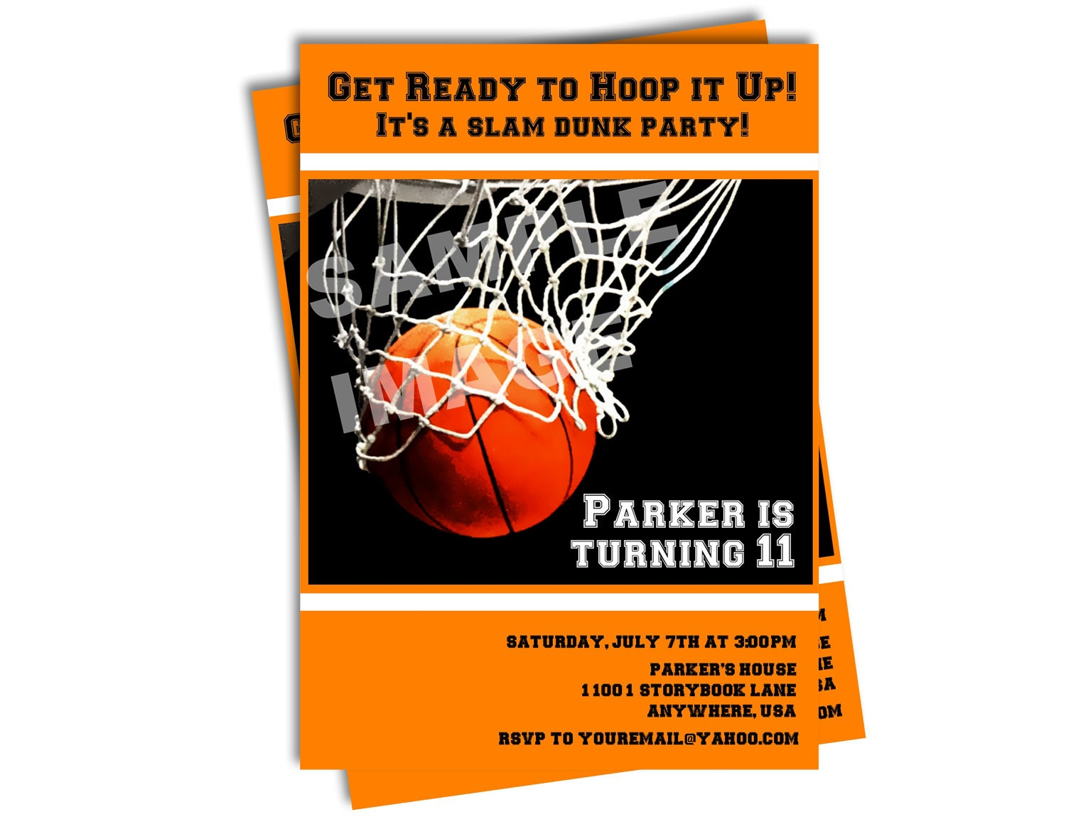 Basketball Party Invitations is one of our best ideas you might choose for invitation design