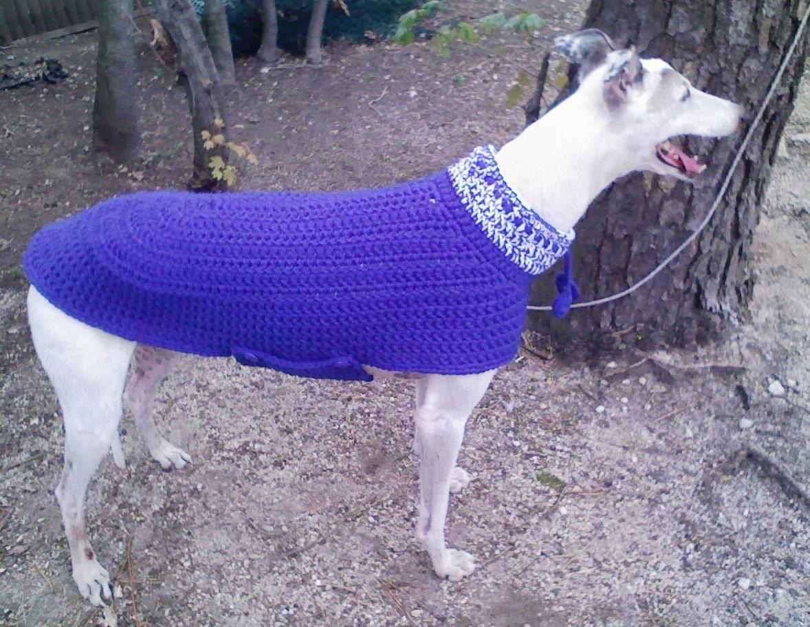 Free Crochet Pattern Greyhound Sweater : Greyhound Sweater IN A WEEKEND Crochet Pattern PDF by ...