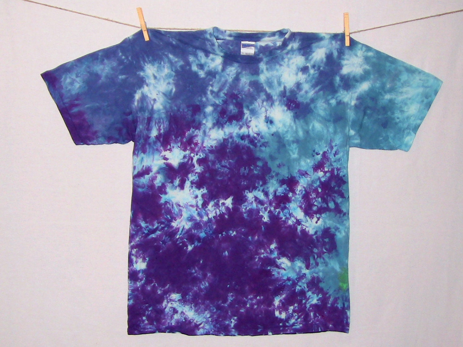 Size adult xl tie dye acid wash t shirt 257 by tyedyebills for How to wash tie dye shirt after dying