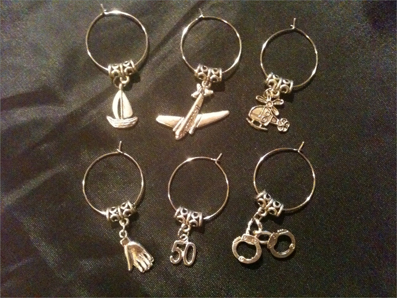 fifty 50 shades of grey stemware jewelry christian s by